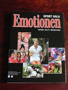Sport Gala Emotionen - Sport hilft Menschen (Pro Sport Verlag, 1999) - Altlandsberg, Deutschland - Sport Gala Emotionen - Sport hilft Menschen (Pro Sport Verlag, 1999) - Altlandsberg, Deutschland