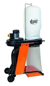DJM-Heavy-Duty-Industrial-Workshop-1hp-Dust-Collector-Dust-Extractor-240v