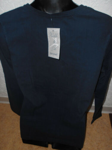 M XXL ***BLUE SEVEN WELL/&FIT*** NEU***NAVY NEU *** TOP MARKEN LANGARMSHIRT GR