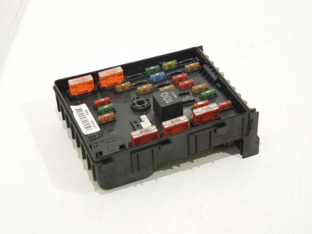 Vw Passat B6 Main Relay Fuse Power Distribution Box