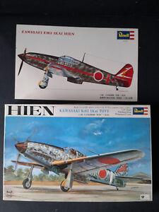 Revell-1-32-Kawasaki-Ki-61-I-Kai-Hein-OOP-MDC-detailled-up-amp-decals