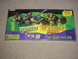 New-Sealed-Nickelodeon-Teenage-Mutant-Ninja-Turtles-Scrabble-Junior-Game-Hasbro