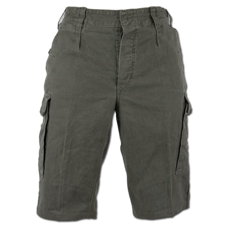 Original Leo Köhler Bw Shorts Olive Field Trousers Bermuda SIZE M =7 = 48 50