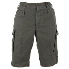 ORIGINAL Leo Köhler BW Shorts oliv Feldhose kurz Bermudas Gr:M=7=48/50 Moleskin