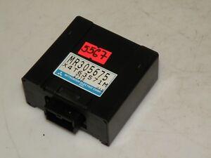 MITSUBISHI-Pajero-2002-LHD-DIFF-Lock-Ecu-Modulo-Unita-Di-Controllo-MR305675