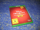 Disney Infinity 3.0 XBOX ONE verschweisst X BOX ONE Spiel Game Software 3.0 XBOX