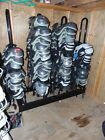 Used Youth Football Shoulder Pads  Wt. 115-135lbs Chest Size 34-36