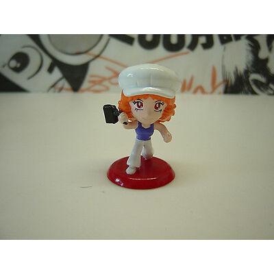 Anime Heros KINNIKUMAN 3 MUSCLE MEN Natsuko OU Mini Big Head Figure