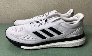 adidas Response LT Boost Mens Running Shoes Black | Start
