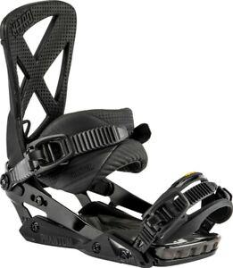 Nitro-Phantom-Snowboard-Bindings-Large-US-Men-039-s-11-14-Ultra-Black-New-2020