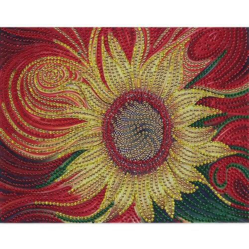 5D DIY Special Shaped Diamond Painting Embroidery Cross Stitch Kit Mosaic Craft