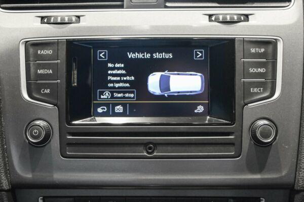 VW Golf VII 1,6 TDi 110 BlueMotion Variant - billede 5