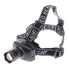 3W LED HIGH POWER HEADLAMP - WITH 3 MODE AND RAIN RESISTANT FEATURE