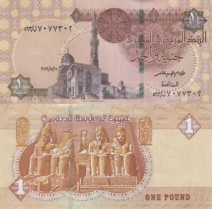 Egypt-1-Pound-2016-5-10-Mosque-Temple-Statues-p70-UNC