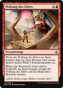 Kartusche des Eifers Amonkhet Magic 4x Cartouche of Zeal