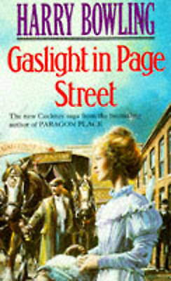"""""""AS NEW"""" Gaslight in Page Street, Bowling, Harry, Book"""