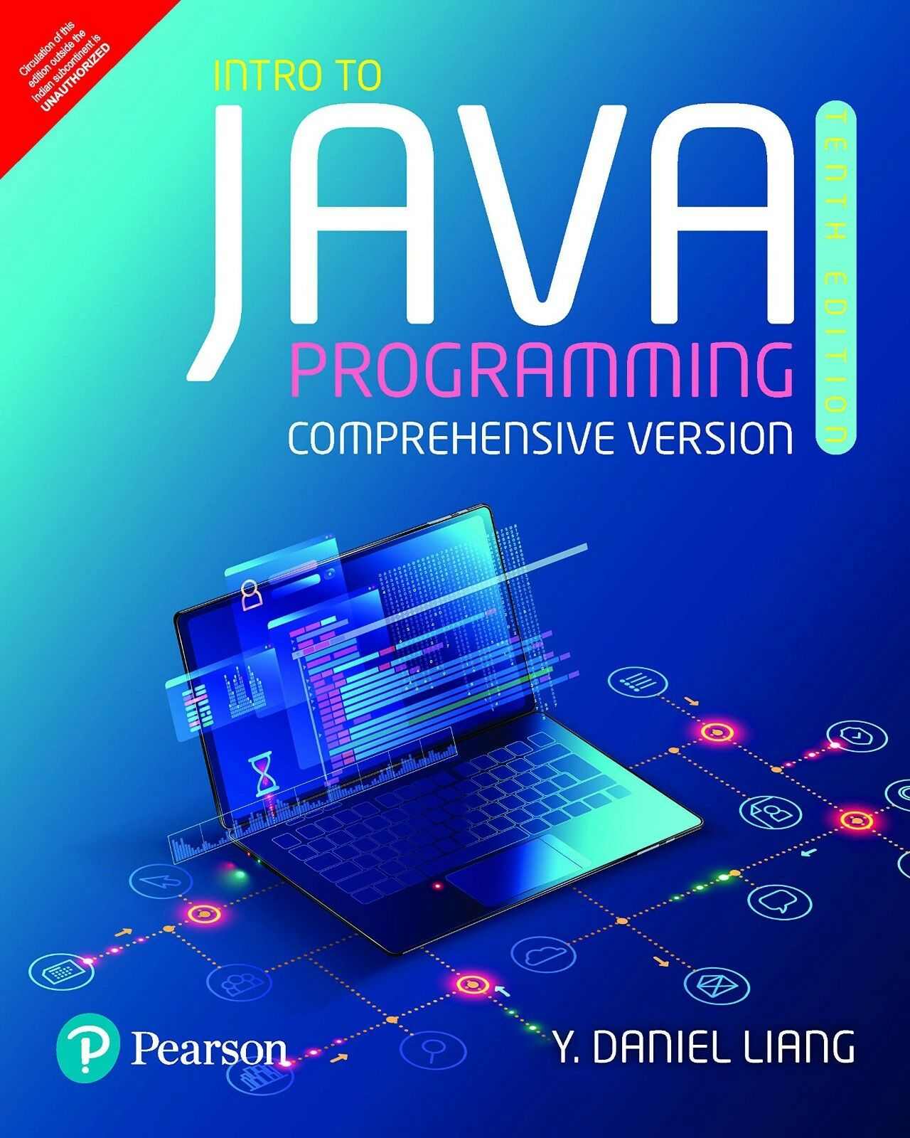 Intro to Java Programming, Comprehensive Version by Y  Daniel Liang (2013,  Paperback)