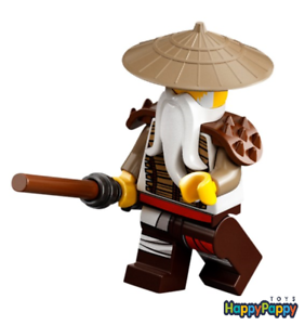 Lego Ninjago 71718 Minifigur Minifig Hero Wu njo599 Neuware New