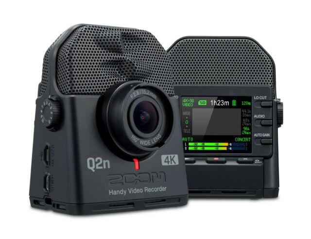 ZOOM Q2N-4K – REGISTRATORE DIGITALE AUDIO/VIDEO