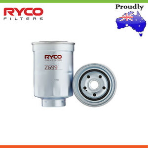 new * ryco * fuel filter for ford ranger pj 2.5l 4cyl 12/2006 -3/2009 | ebay  ebay