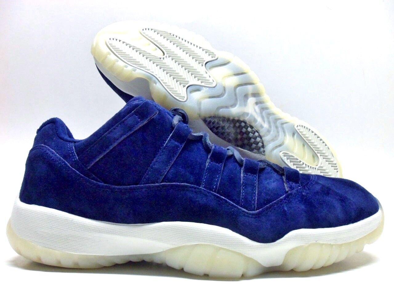 744aae36ae7a4d Nike Air Jordan 11 Retro Low Size 11 Binary Blue Sail Av2187 441 ...