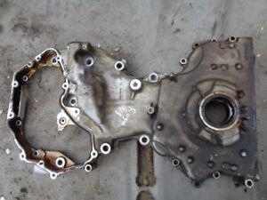 2008 NISSAN ROGUE ENGINE OIL PUMP COVER OEM | eBay