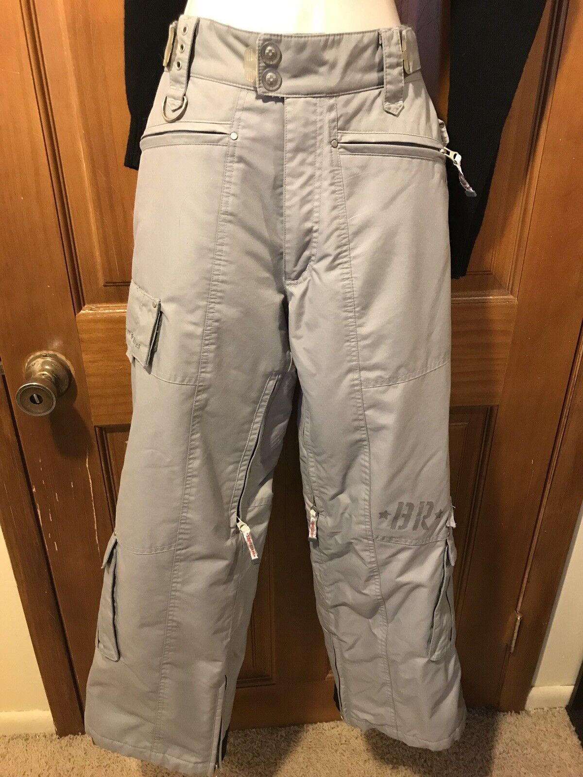 Betty Rides  Snowboarding Pants, Size S  up to 60% off