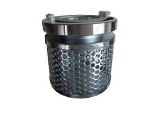 Filtro colador Storz B metal acero galvanizado sin válvula antirretorno