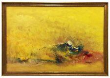Ralph Rosenborg  - Original Oil on Canvas - Hand -signed by Artist