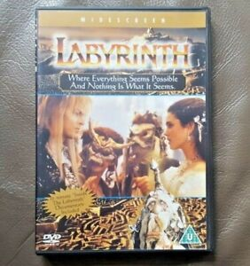 Labyrinth-DVD-1999-David-Bowie