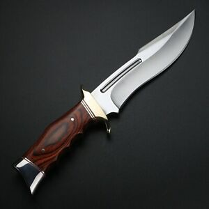 Fixed Blade Knife Outdoor Camping Knives Survival Tactical Portable Hunting Tool