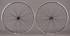 Mavic Open Pro 32h Black Rims Shimano 105 5800 Hubs Road Bike Wheelset DT