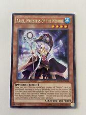 1st Edition x3 MACR-EN031 Ariel Near Mint Priestess of the Nekroz Rare