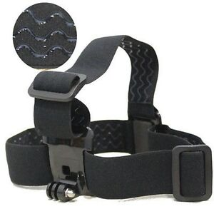 New-Head-Strap-Mount-Belt-Elastic-Headband-For-GoPro-GO-PRO-HD-Hero-4-3-3-2