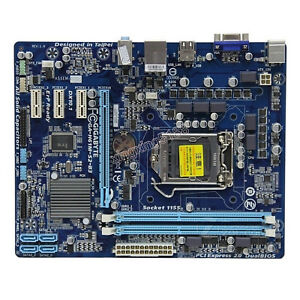 Gigabyte-GA-H61M-S2-B3-For-Intel-H61-Socket-LGA-1155-Micro-ATX-Motherboard-DDR3