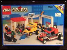 "Original LEGO Art 6561 Hot Rod Club Classic Town 11/""x17/"" Poster"