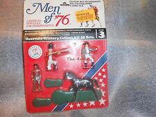 Innovative Men of 76 History Figures Set No. 3 New on Card