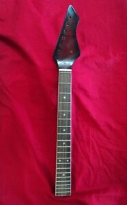 Vintage Teisco Electric Guitar Model 405 2 Neck Japan Mij Ebay