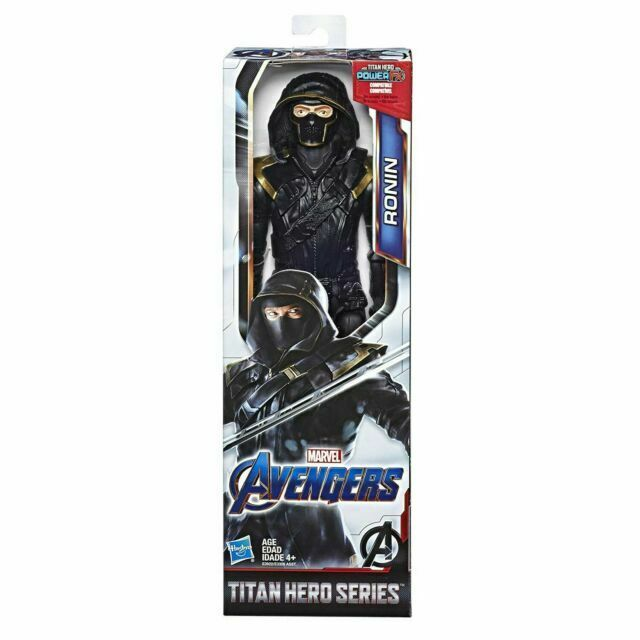 Endgame Titan Hero Series Ronin 12-Inch Action Figure Marvel Avengers