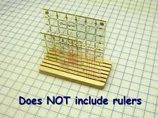 Ruler Rack Short, Quilting Ruler Rack,Quilting Supplies