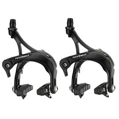 TEKTRO R540 Aluminum Road Bike Bicycle Dual Pivot Caliper Brake Black