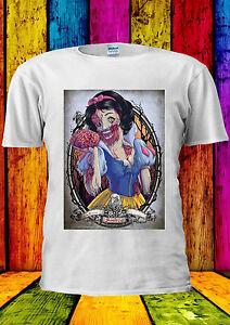 Disney-Snow-White-Zombie-Seven-Dwarfs-T-shirt-Vest-Tank-Top-Men-Women-Unisex-118