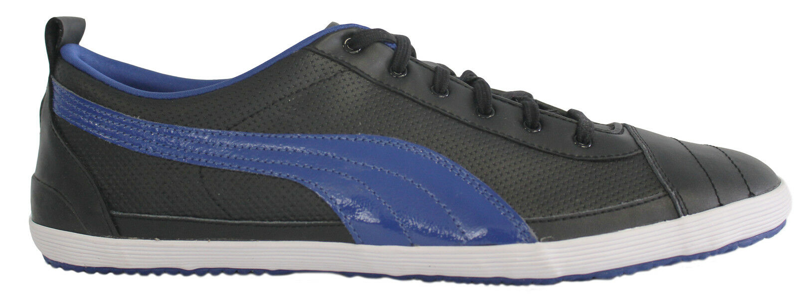 Puma l servir pro l / l Puma hombre chico cordones zapatillas negras 354910 11 U10 barato y hermoso moda ada942