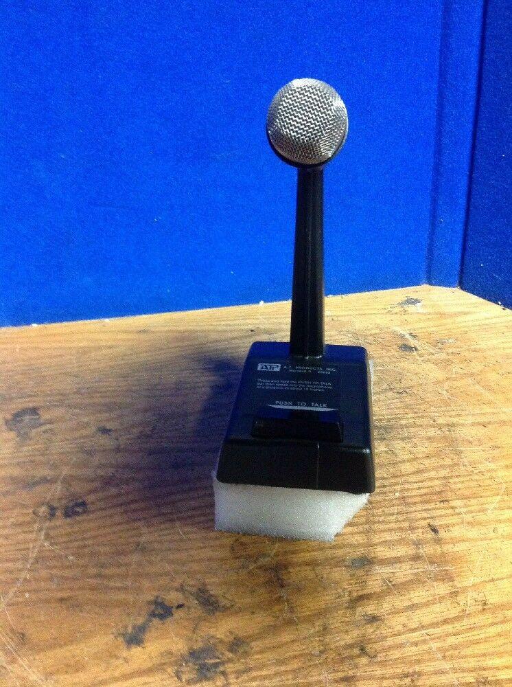 A.T.Products Inc.Desk Standing Microphone A31