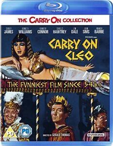 Carry-On-Cleo-1964-Blu-ray-1954-DVD-Region-2