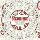 Doctor Who: Travels in Time Colouring Book (2016, Taschenbuch)