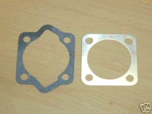 49cc 50cc head /& base gasket 6mm Motorized GAS ENGINE bike parts
