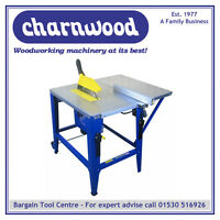 Charnwood W625 12'' Contractors Table Saw