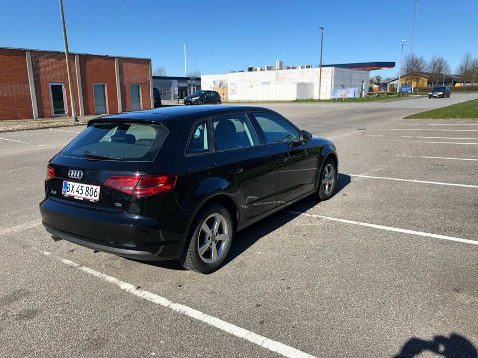 Audi A3 1,6 TDi Attraction SB Diesel modelår 2013 km 128000