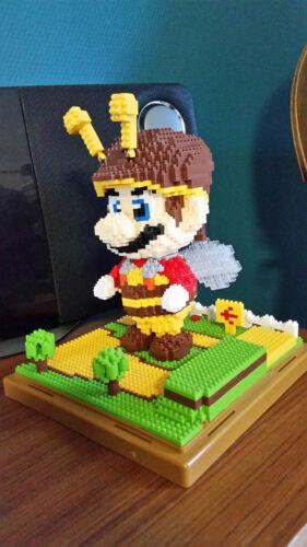 type Lego MICRO BLOCKS Mario Abeille